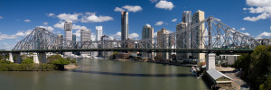 Storey Bridge Brisbane CBD