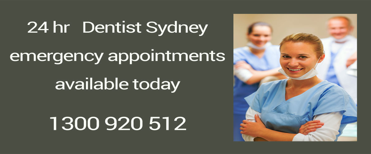 24 hr dentist sydney