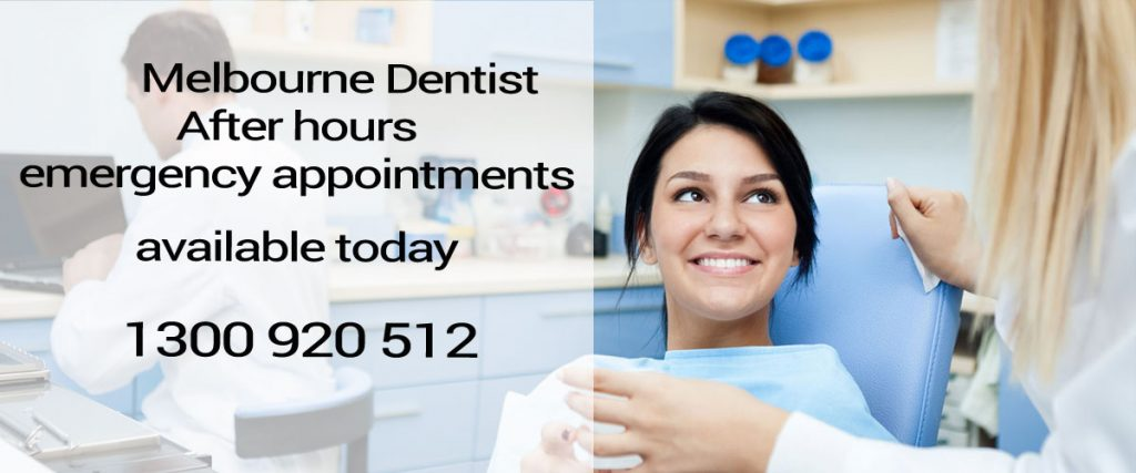 melbourne CBD 24 hr dental